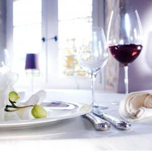 Table Top - gedekte tafel